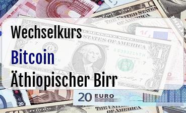 Bitcoin in Äthiopischer Birr