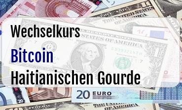 Bitcoin in Haitianischen Gourde