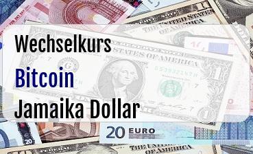 Bitcoin in Jamaika Dollar
