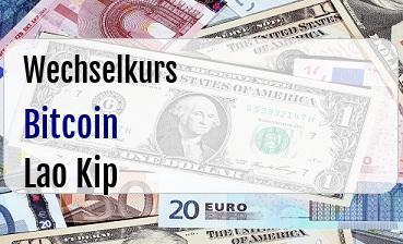 Bitcoin in Lao Kip