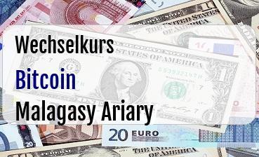 Bitcoin in Malagasy Ariary