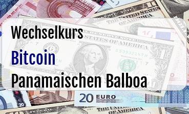 Bitcoin in Panamaischen Balboa