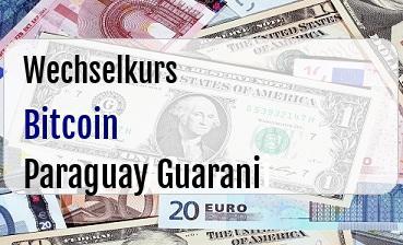 Bitcoin in Paraguay Guarani