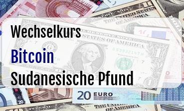 Bitcoin in Sudanesische Pfund
