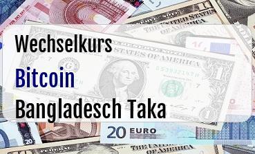 Bitcoin in Bangladesch Taka