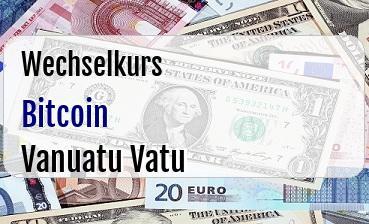 Bitcoin in Vanuatu Vatu