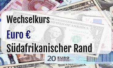 300 Euro In Südafrikanischer Rand 487741 Zar Wechselkurs 300