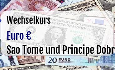 Euro in Sao Tome und Principe Dobra