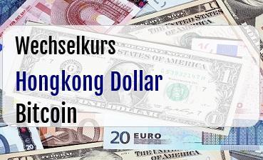 Hongkong Dollar in Bitcoin