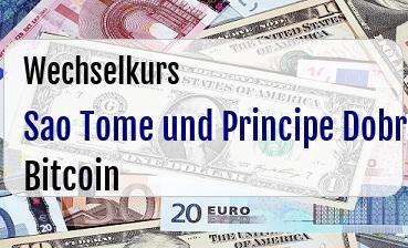 Sao Tome und Principe Dobra in Bitcoin