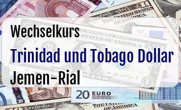 Trinidad und Tobago Dollar in Jemen-Rial