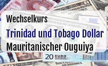 Trinidad und Tobago Dollar in Mauritanischer Ouguiya