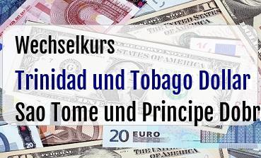 Trinidad und Tobago Dollar in Sao Tome und Principe Dobra