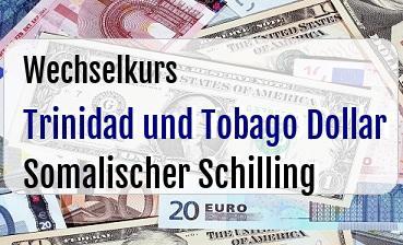 Trinidad und Tobago Dollar in Somalischer Schilling