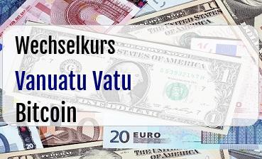 Vanuatu Vatu in Bitcoin